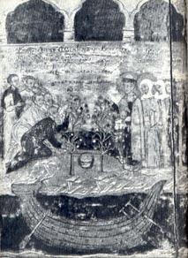 Муромляне просят прощения у Петра и Февронии