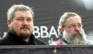 И. Бражников и В. Карпец