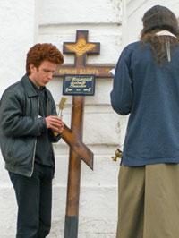 Крест А. Непомнящего