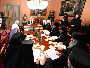 Церковная бюрократия