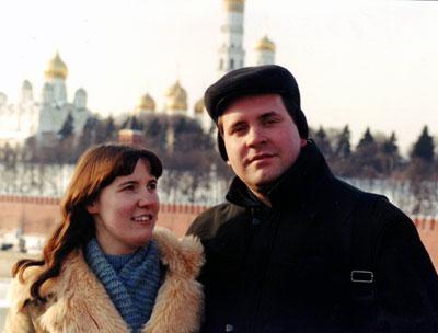 Алена и Аркадий