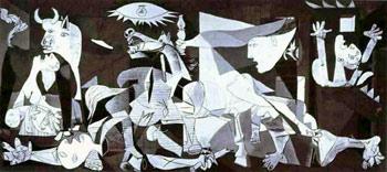 "П. Пикассо ""Герника"""