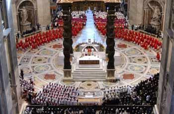 Заседание конклава