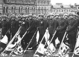 Парад Победы — 1945 год