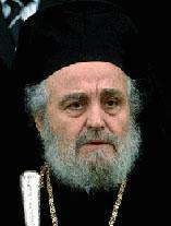 Патриарх Иерусалимский Ириней