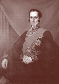 Сергей Семенович УВАРОВ (1786 — 1855)