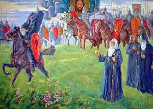 Александр СМОЛИН. Пересвет, начавший первым Куликовскую битву