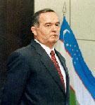 Ислам Каримов — президент Узбекистана