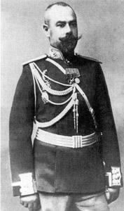 А.И.Деникин в звании полковника
