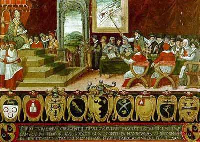 Комиссия по реформированию календарей 1582 г.
