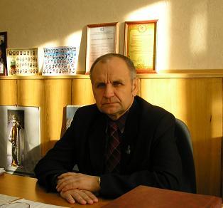 Профессор С.И. Григорьев