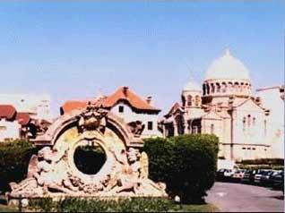 Храм в Биарицце