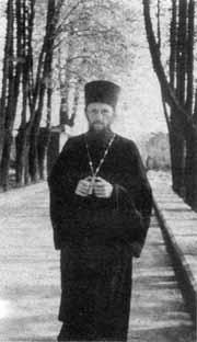 Протоиерей Андрей Устюжанин