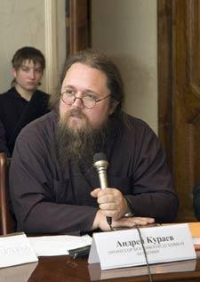 Отец Андрей Кураев взял слово