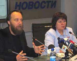 А.Дугин и Н.Витренко