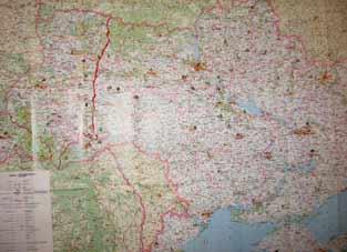 Так будет выглядеть новая карта —