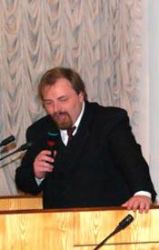 Егор Холмогоров в РГГУ